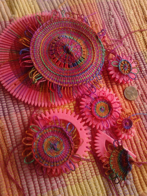 Circle Weaving - SOLD OUT