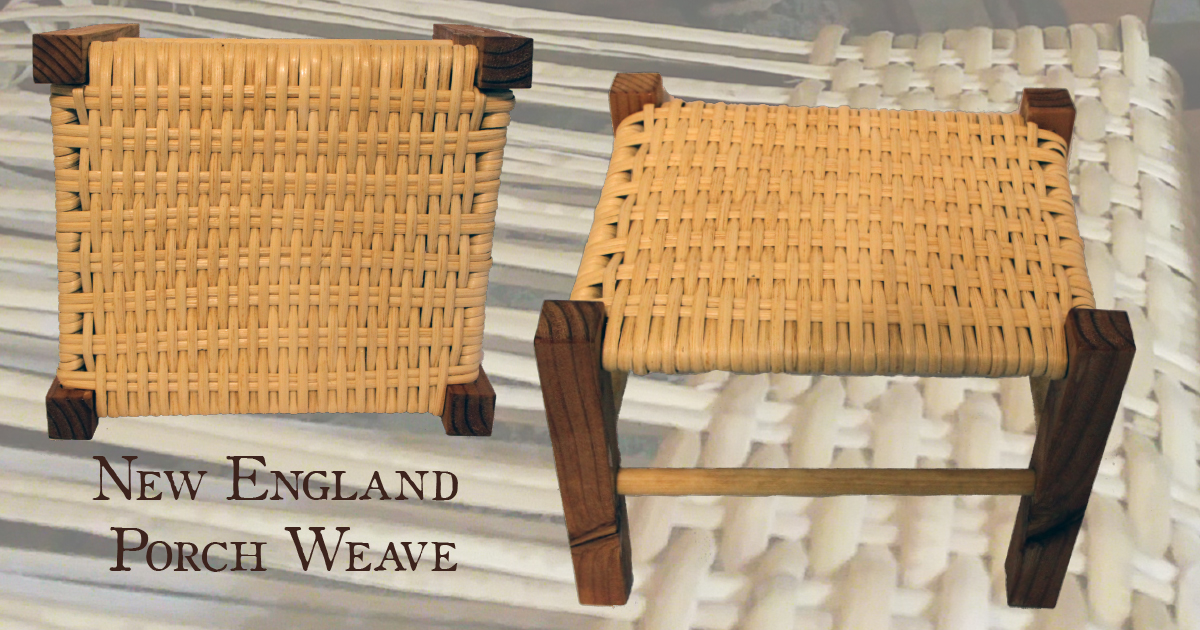 New England Porch Weave - SOLD OUT