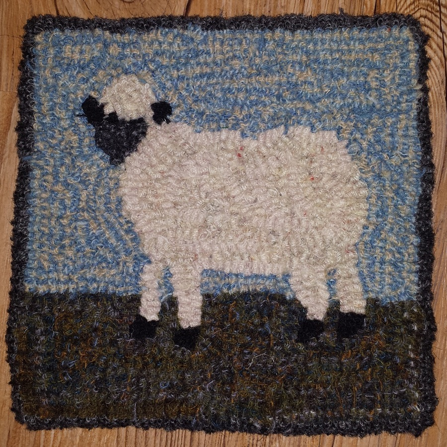 Lucy Ewe - Rug Hooking 101 - Thurs PM